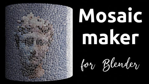 Mosaic Maker for Blender