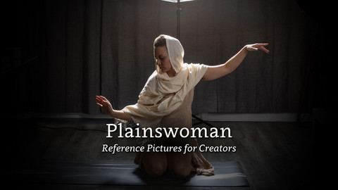 Plainswoman - Reference Pictures for Creators