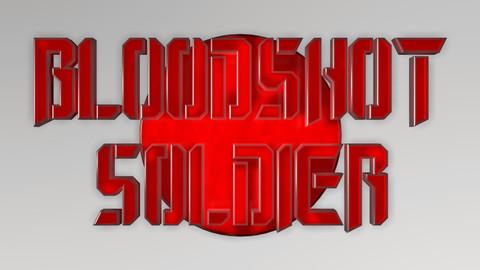 Bloodshot Soldier