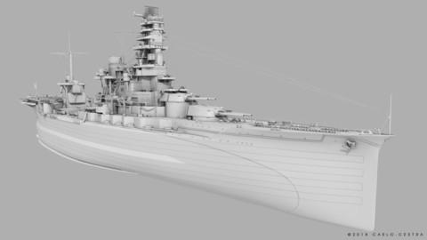 Battleship ISE