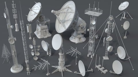 Antennas - 20 pieces - part -2
