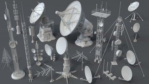 Antennas - 20 pieces - part -2