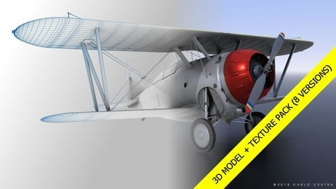 GRUMMAN F2F-1 with texture pack