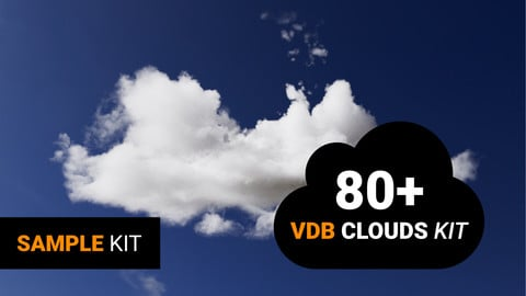 VDB Clouds Kit - Sample Files