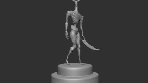underworld creature