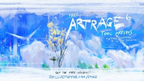 FREE ArtRage 6 Presets by Zhillustrator
