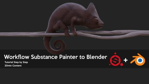Workflow Substance Painter To Blender