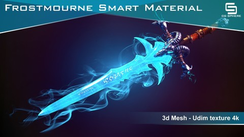 Frostmourne Smart Material ( Metal )