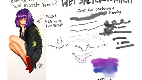 Wet Sketcher MK.II