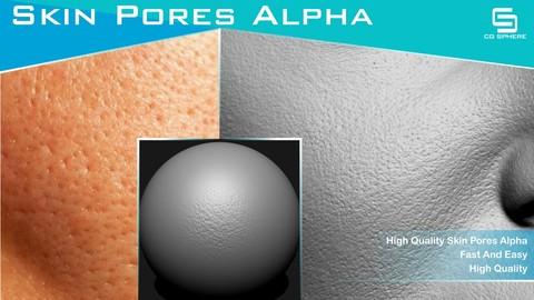 Skin Pores Alpha