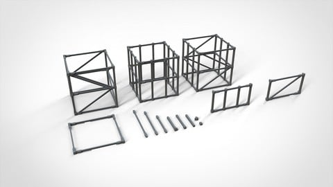 Metal truss 1