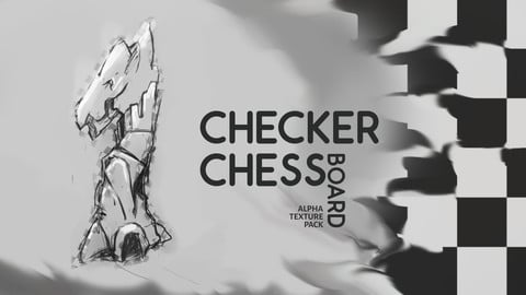 CheckerChessBoard - Graphic Resource Pack