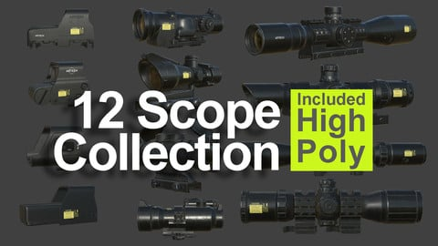 Weapon - Scope Collection