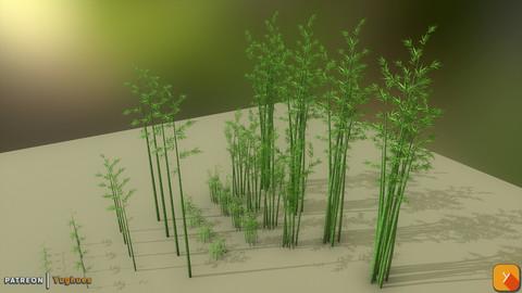 Yughues Bamboo v3