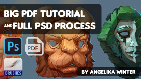 BIG PDF TUTORIAL & FULL PSD PROCESS