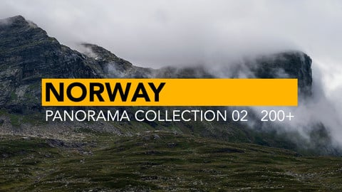 Norway Panorama Collection 02