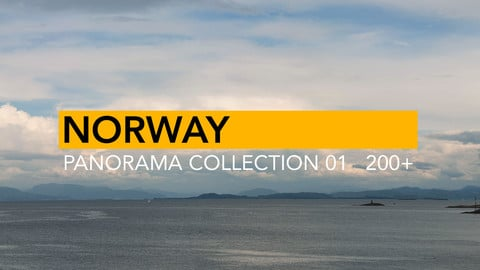 Norway Panorama Collection 01