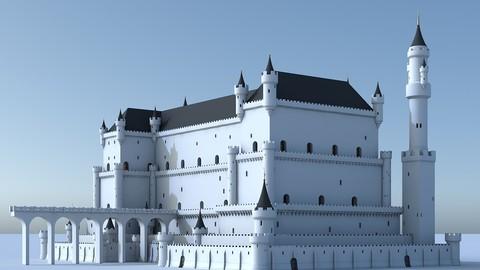 Fantasy Castle 004