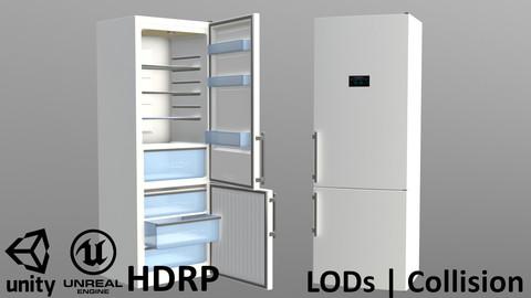Modern Refridgerator White