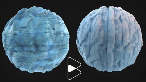Antarctic Glacier Set