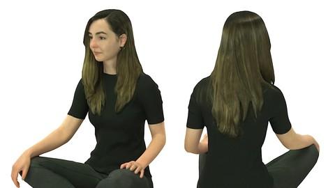 3d scan woman 9