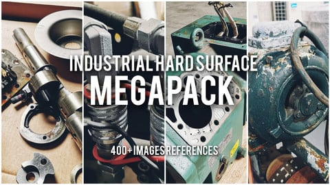 Industrial Hard Surface Megapack References