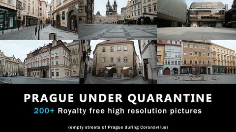Prague under Quarantine