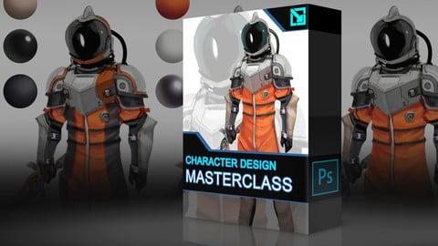 Character Design Masterclass #1 - Astroknight