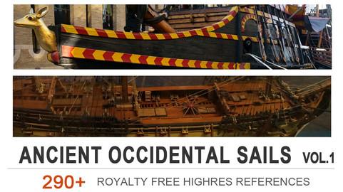 Ancient Occidental Sails Vol. 1