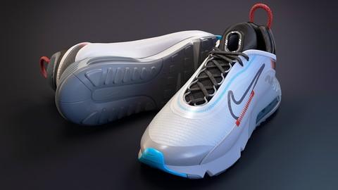 Nike Air Max 2090 3D model