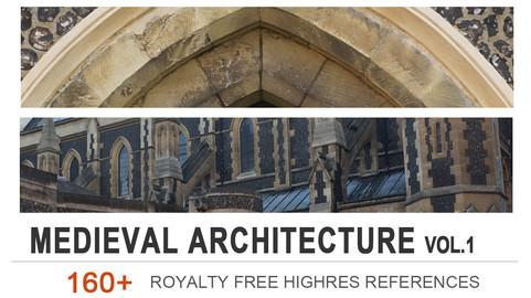 Medieval Architecture Vol. 1