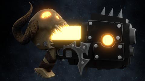 Reaper Plasma Gun