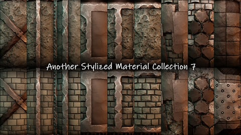 Another Stylized Material Collection 7