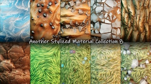 Another Stylized Material Collection 8