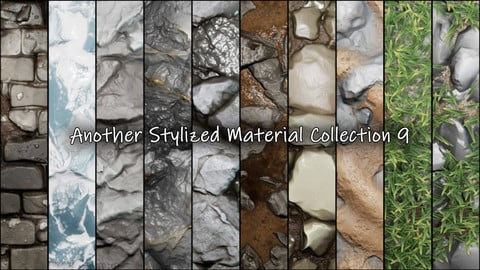 Another Stylized Material Collection 9