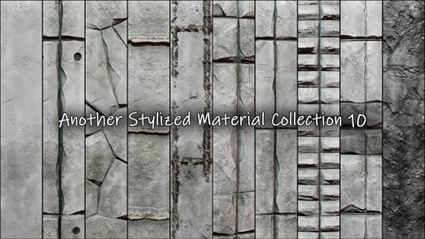 Another Stylized Material Collection 10