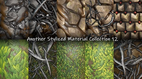 Another Stylized Material Collection 12