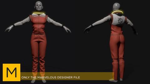 engineer suit