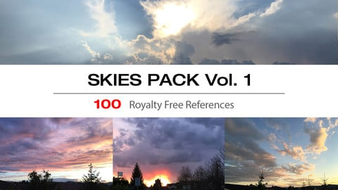 SKIES PACK Vol. 1