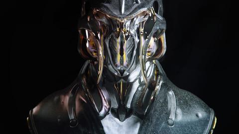 How to create Medievil Sci-Fi Armour