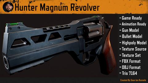 Hunter Magnum Revolver