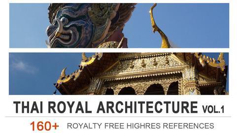 Thai Architecture Vol. 1
