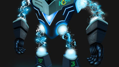 Eletric Robot