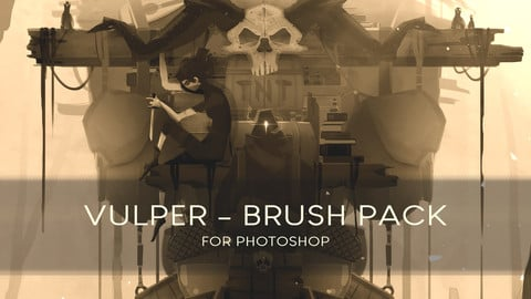 Vulper - Brush pack v1