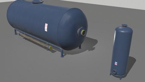 Industrial Tank 1
