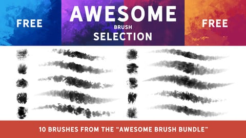 Awesome Brush Selection