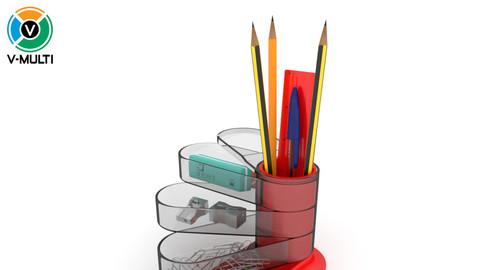 3D Model: Pen Holder