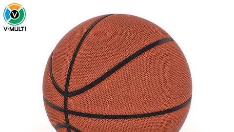 3D Model: Basketball