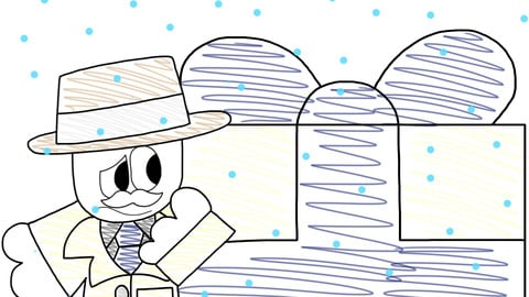 Star15andFriends #12: Merry Christmas, Mr. Howard