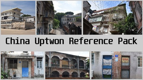 China old uptwon-Ref-Pack